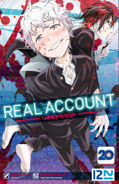 Real Account -20- Tome 20