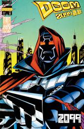 Doom 2099 (Marvel comics - 1993) -37- Issue # 37