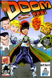 Doom 2099 (Marvel comics - 1993) -40- Rage Against Time