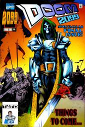 Doom 2099 (Marvel comics - 1993) -44- Things to Come. . .