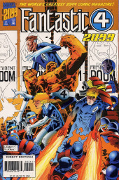 Fantastic Four 2099 (Marvel comics - 1996) -2- Issue # 2