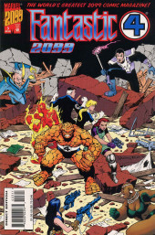 Fantastic Four 2099 (Marvel comics - 1996) -3- Issue # 3