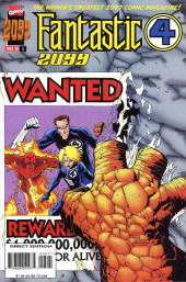 Fantastic Four 2099 (Marvel comics - 1996) -5- Wanted