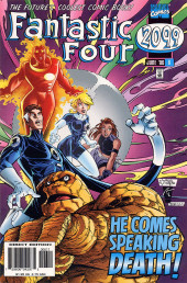 Fantastic Four 2099 (Marvel comics - 1996) -6- He Comes Speaking Death!