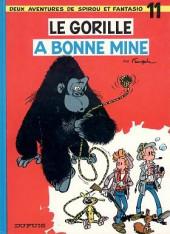Spirou et Fantasio -11c1988- Le gorille a bonne mine