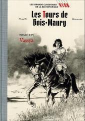 Les grands Classiques de la BD Historique Vécu - La Collection -23- Les Tours de Bois-Maury - Tome XIV : Vassya