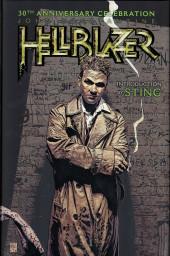 Hellblazer (DC comics - 1988) -HS- John constantine, hellblazer: 30th anniversary celebration