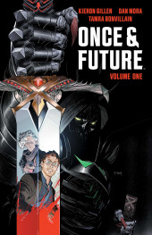 Once & Future (Boom! Studios - 2019) -INT01- The King is Undead