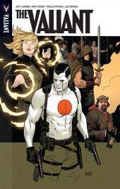 The valiant (Valiant comics - 2014) -INT01- The Valiant