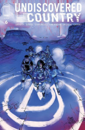 Undiscovered Country (Image comics - 2019) -6- Issue #6