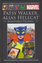 Marvel Comics - La collection (Hachette) -165127- Patsy Walker, Alias Hellcat : Aventures Félines !