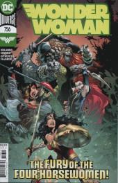 Wonder Woman Vol.1 (DC Comics - 1942) -756- The Four Horsewomen - Part 2