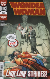 Wonder Woman Vol.1 (DC Comics - 1942) -762- Liar Liar