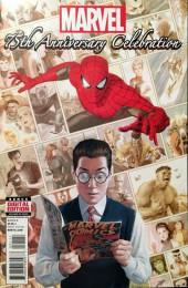 Marvel 75th anniversary celebration (Marvel comics - 2014)