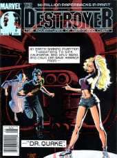 Destroyer (The) (Marvel comics - 1989) -9- Issue # 9