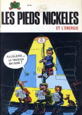 Les pieds Nickelés (3e série) (1946-1988) -87- Les Pieds Nickelés et l'énergie