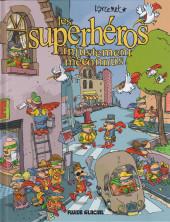 Les superhéros injustement méconnus - Tome b2020
