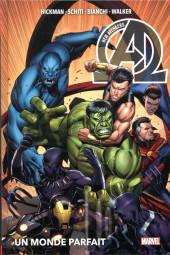 New Avengers (The) (Marvel Now!) -INT02- Un Monde Parfait