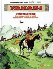 Yakari -HS- L'encyclopédie à la découverte de la faune et des tribus d'Amérique du Nord
