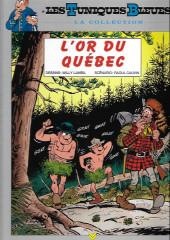 Les tuniques Bleues - La Collection (Hachette, 2e série) -2026- L'or du quebec