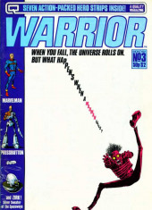 Warrior (Quality comics - 1982) -3- Issue # 3