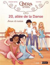 20, allée de la Danse -1- Amies et rivales