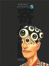 Parasite (Iwaaki, édition spéciale) -5- Tome 5