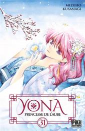Yona, princesse de l'aube -31- Tome 31