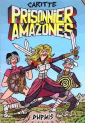 Mini-récits et stripbooks Spirou -MR4306- Prisonnier des amazones
