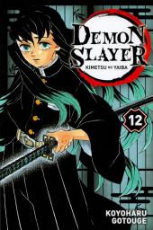 Demon Slayer - Kimetsu no yaiba -12- Tome 12