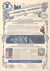 Le château des Animaux -6- La Gazette du Château n°6