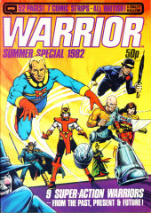 Warrior (Quality comics - 1982) -4- Issue # 4