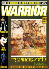 Warrior (Quality comics - 1982) -6- Issue # 6