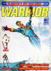 Warrior (Quality comics - 1982) -7- Issue # 7