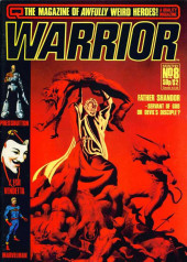 Warrior (Quality comics - 1982) -8- Issue # 8