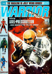 Warrior (Quality comics - 1982) -9- Issue # 9