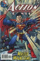 Action Comics (DC Comics - 1938) -827- Strange attractors