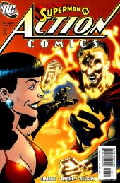 Action Comics (DC Comics - 1938) -828- Strange attractors part2