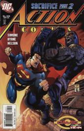 Action Comics (DC Comics - 1938) -829- Strange attractors part3