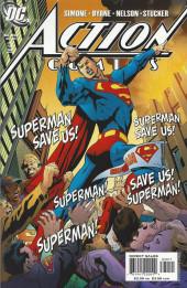 Action Comics (DC Comics - 1938) -830- Strange attractors part4