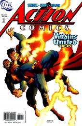 Action Comics (DC Comics - 1938) -831- Black and Blue