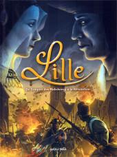 Lille (Mosdi) -2- De l'empire des Hasbourg à la révolution