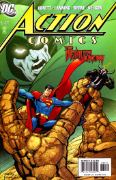 Action Comics (DC Comics - 1938) -832- Old ghosts