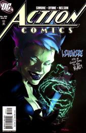 Action Comics (DC Comics - 1938) -835- A contagion of madness