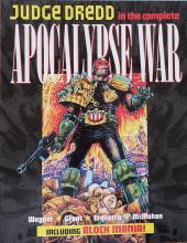 Judge Dredd (Intégrales divers éditeurs)  - Complete Apocalypse War