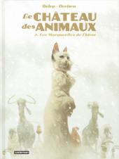 Le château des Animaux -2- Les Marguerites de l'hiver