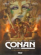 Conan le Cimmérien -11- Le dieu dans le sarcophage