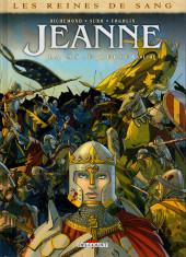Les reines de sang - Jeanne, la mâle reine -3- Tome 3