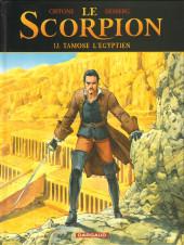 Le scorpion -13- Tamose l'Égyptien