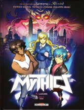 Les mythics -11- Luxure